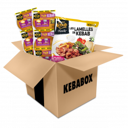 KEBABOX FAMILY SANS...