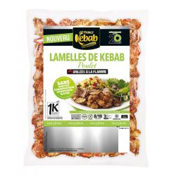 LAMELLES DE KEBAB POULET...