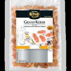 Grand Kebab déjà rôti 850g